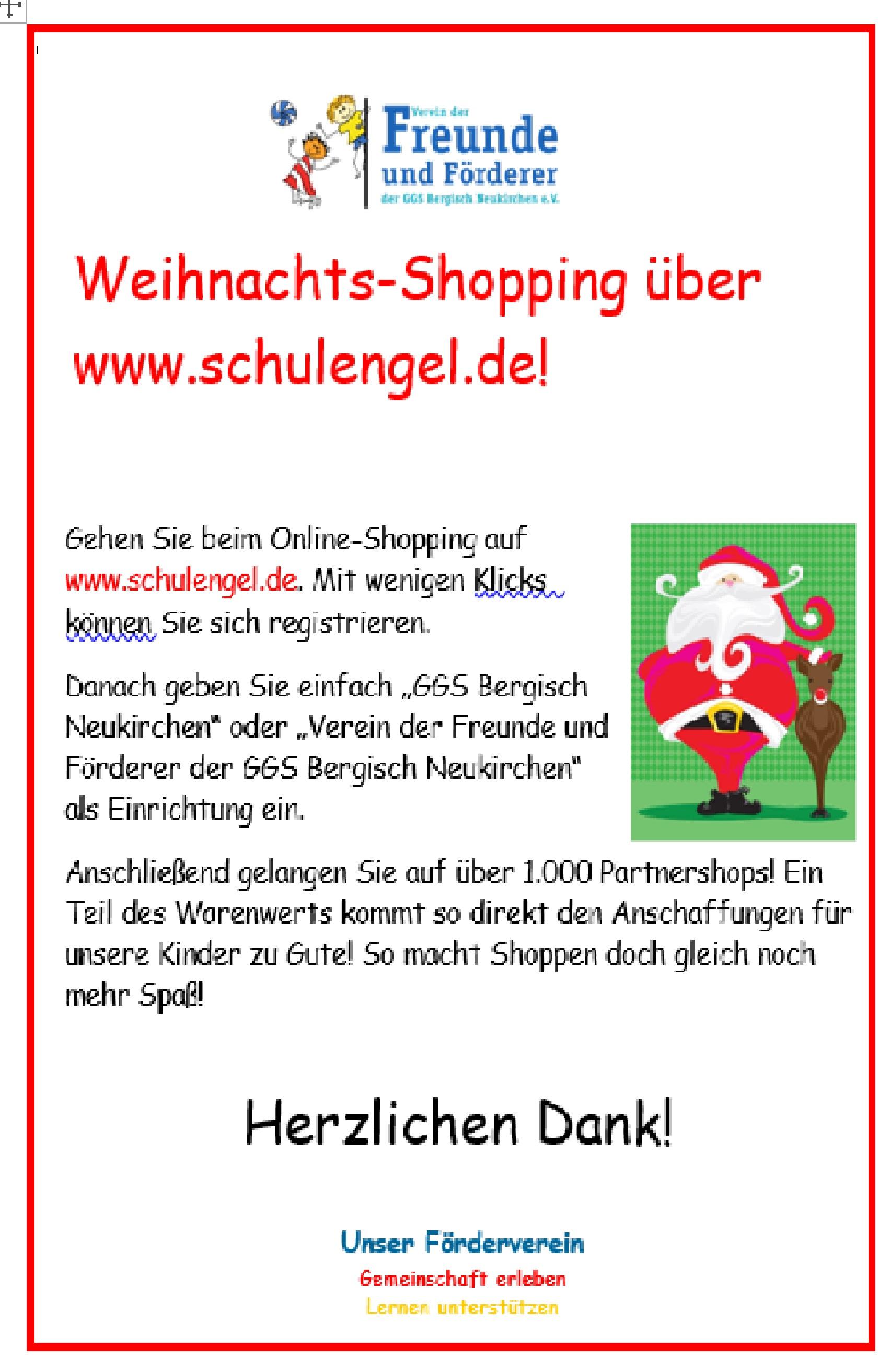 Gutes tun beim Online-Shopping